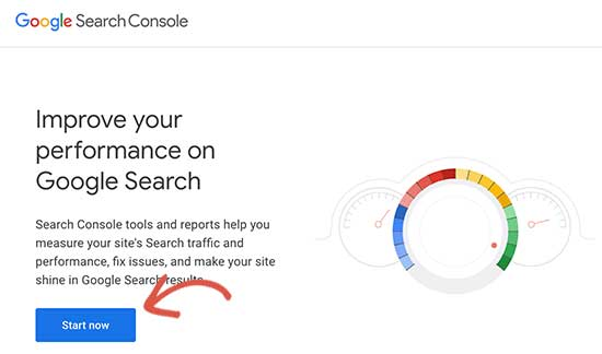 startgsc - 15 نکته موثر آموزش کنسول جستجوی گوگل | گوگل وبمستر تولز برای افزایش رتبه سایت