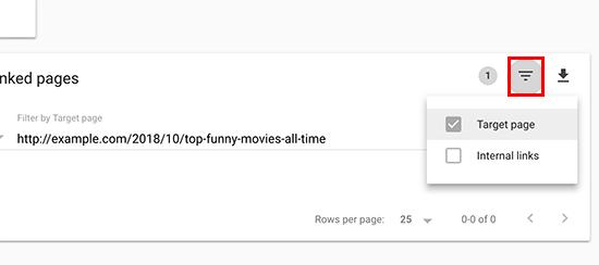 targetpage - 15 نکته موثر آموزش کنسول جستجوی گوگل | گوگل وبمستر تولز برای افزایش رتبه سایت