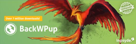 backwpupplugin - معرفی 3 افزونه پشتیبان گیری وردپرس کاملا رایگان (محبوب و قدرتمند)