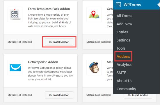 wpforms form template pack addon - ساخت فرم استخدام در وردپرس با افزونه WpForms + آموزش