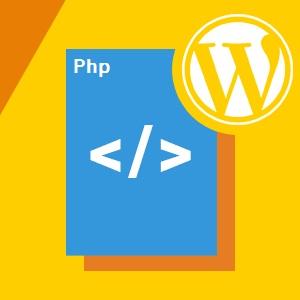 add php to page post - نوشتن کد php در برگه وردپرس یا نوشته جدید - افزونه کد php وردپرس