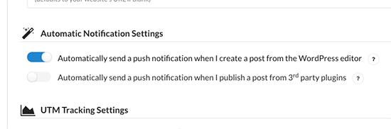 autonotification - آموزش ساخت پوش نوتیفیکیشن در وردپرس Push Notification