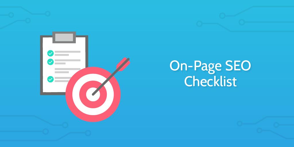on page seo checklists - فاکتورهای سئو داخلی On Page Seo در سال 2020 | آموزش سئو داخلی