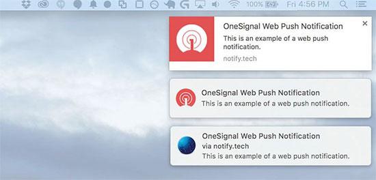 webpushnotification - آموزش ساخت پوش نوتیفیکیشن در وردپرس Push Notification