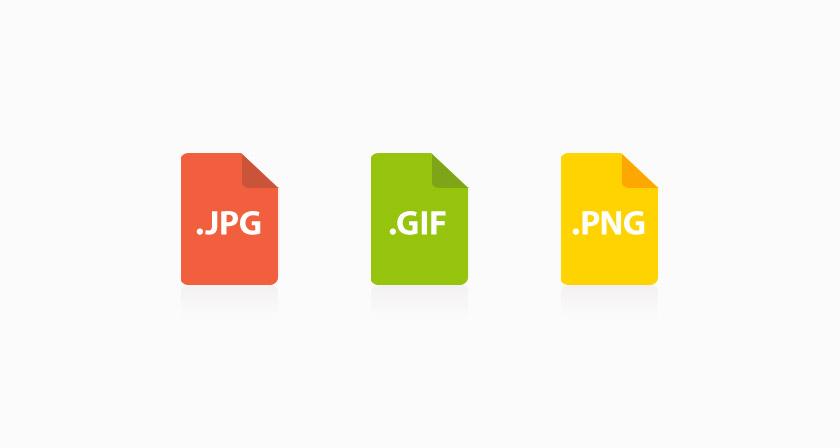 when to use jpg png gif - آموزش بهینه سازی تصاویر وردپرس و کاهش حجم عکس برای سایت