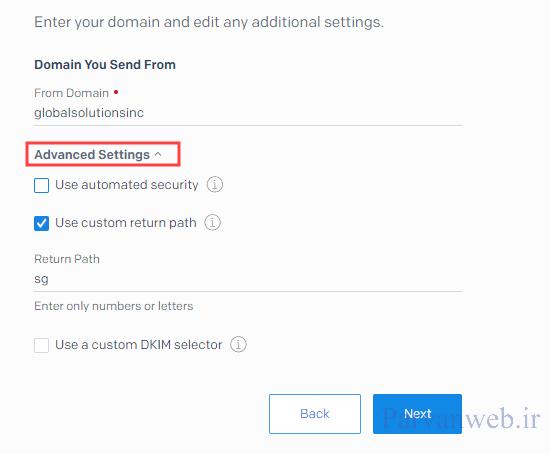 46 1 - حل مشکل ارسال نشدن ایمیل در وردپرس + ارسال ایمیل وردپرس با سرور SMTP رایگان