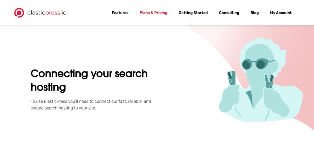 ElasticPress - بهترین افزونه های جستجوی وردپرس | افزونه جستجو پیشرفته ووکامرس