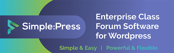simple press - بهترین افزونه پرسش و پاسخ وردپرس + مقایسه 6 افزونه سوال و جواب