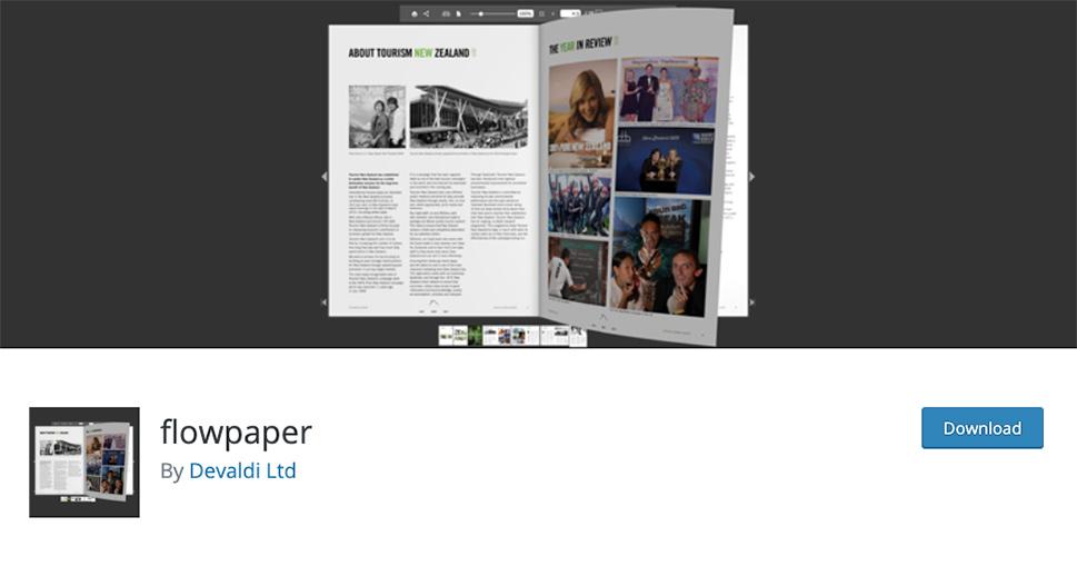 6 - بهترین افزونه های PDF Viewer وردپرس | نمایش آنلاین فایل پی دی اف
