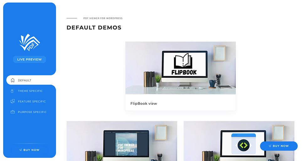 9 - بهترین افزونه های PDF Viewer وردپرس | نمایش آنلاین فایل پی دی اف