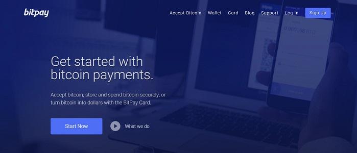 Bitpay 1 - درگاه پرداخت با بیت کوین Bitcoin و ارزهای دیجیتال در وردپرس