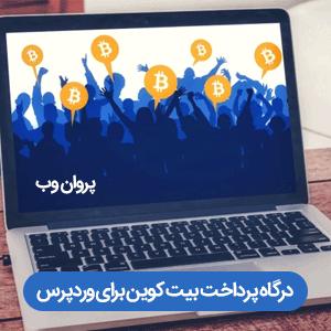bitcoin pay wordpress300 - درگاه پرداخت با بیت کوین Bitcoin و ارزهای دیجیتال در وردپرس