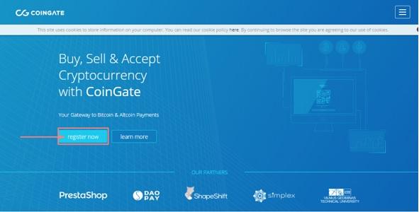 coingate 1 - درگاه پرداخت با بیت کوین Bitcoin و ارزهای دیجیتال در وردپرس