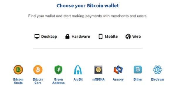 wallet bitcoin - درگاه پرداخت با بیت کوین Bitcoin و ارزهای دیجیتال در وردپرس