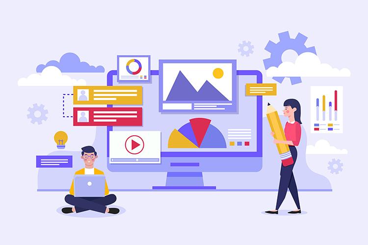 1 - یک شرکت طراحی سایت حرفهای چگونه کسب و کارها را به اوج میرساند؟