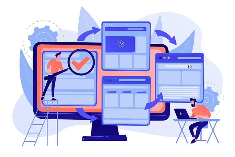 2 - یک شرکت طراحی سایت حرفهای چگونه کسب و کارها را به اوج میرساند؟
